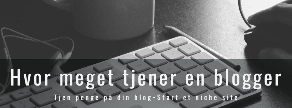 hvad tjener en blogger i 2020